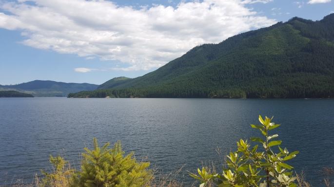 Northwest Pearls: Lake Cushman