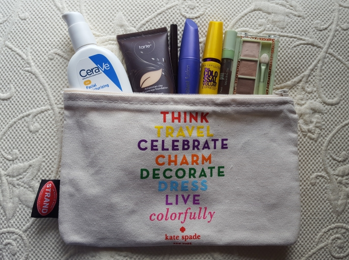 Northwest Pearls: Makeup Pouch