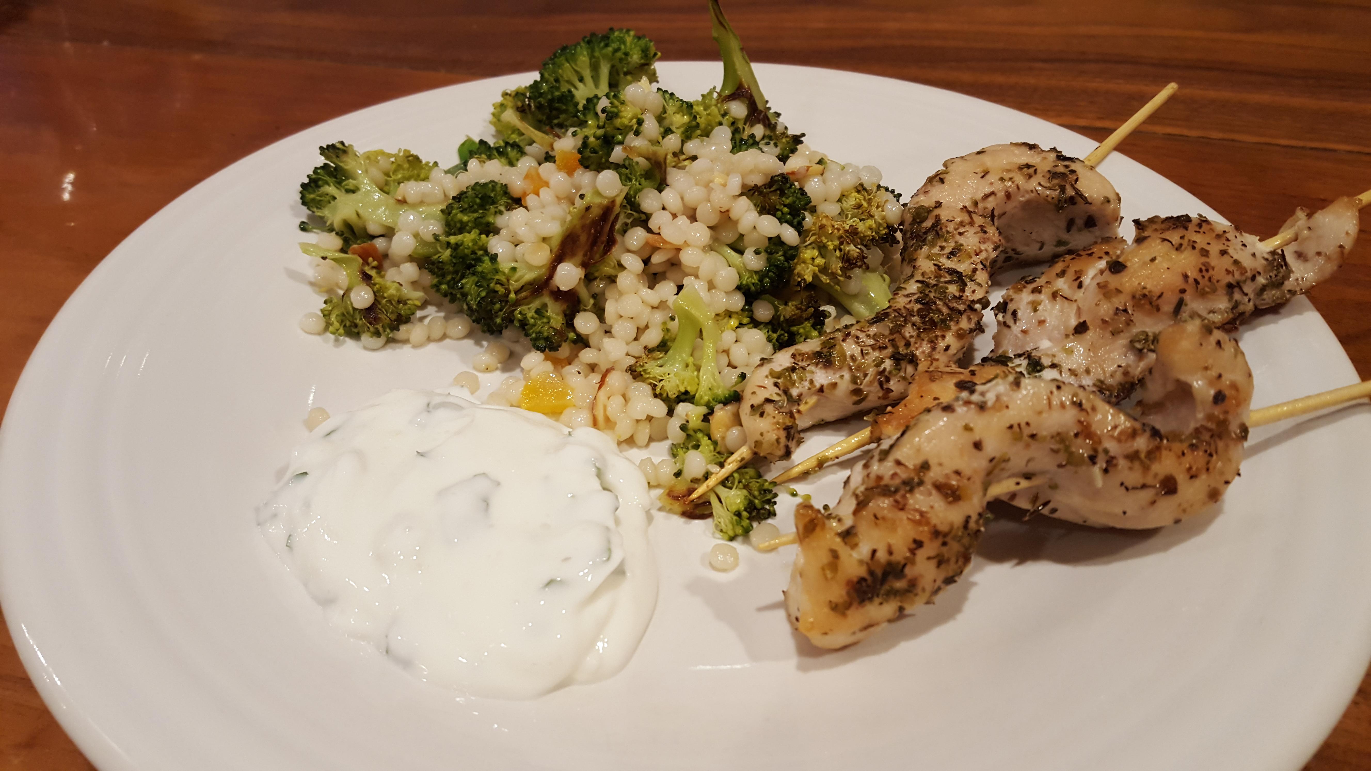 Blue apron za'atar chicken -  Blue Apron Za Atar 6