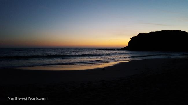 Northwest Pearls: Beachy Bonfire
