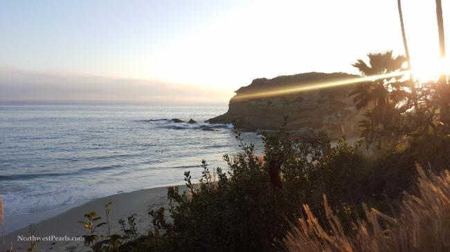 Northwest Pearls: Sun at the Beach