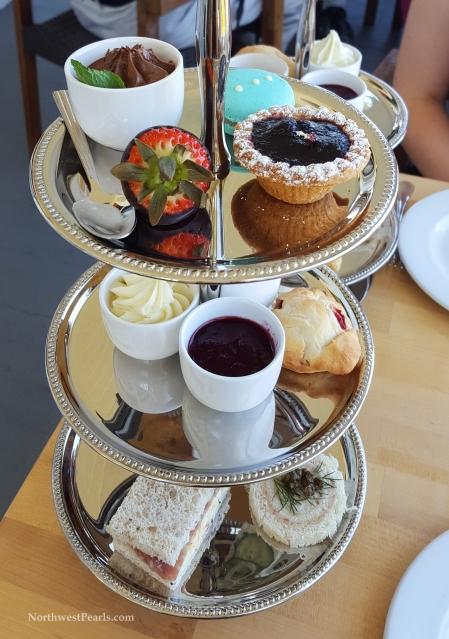 Northwest Pearls: Afternoon Tea