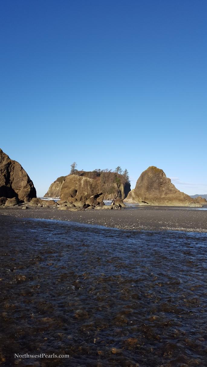 Northwest Pearls: Ruby Beach